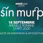 Afiș Roisin Murphy concert Arenele Romane 2015