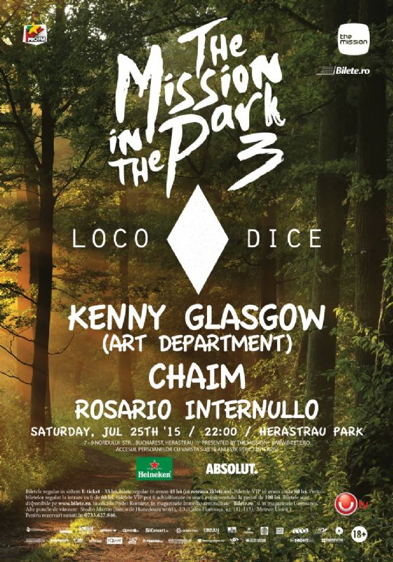The Mission - In The Park 03