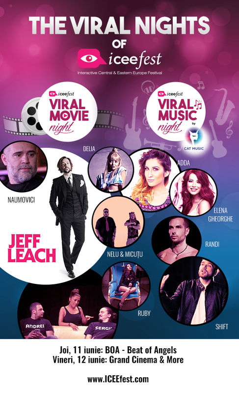 The Viral Nights of ICEEfest