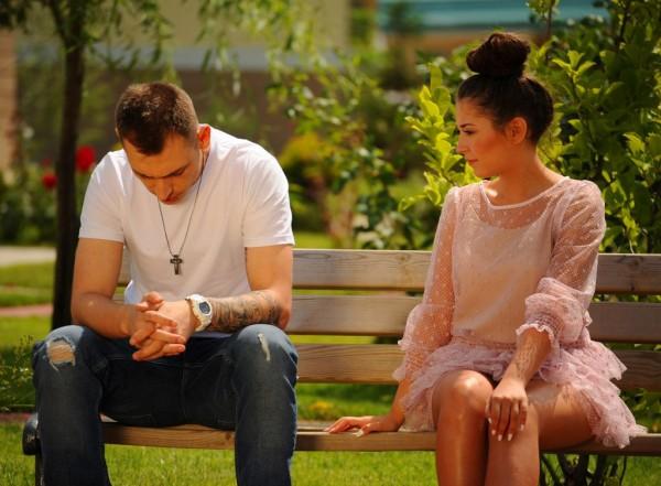 Doddy și Nicole Cherry în videoclipul piesei Rezervat