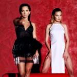 "Alexandra Stan & Inna feat. Daddy Yankee - ""We Wanna"" (secvență videoclip)"