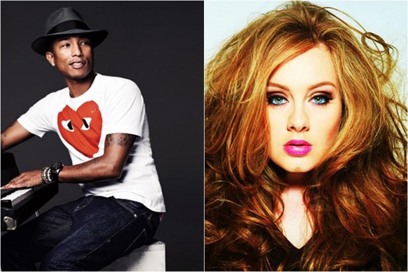 Pharrell Williams / Adele