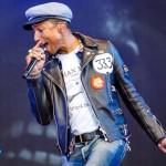 Pharrell Williams, live la Glastonbury