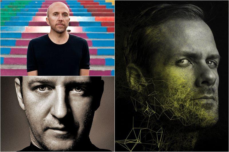 Sasha / Adam Beyer / Lee Burridge