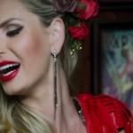 Andreea Banica - Red Lips