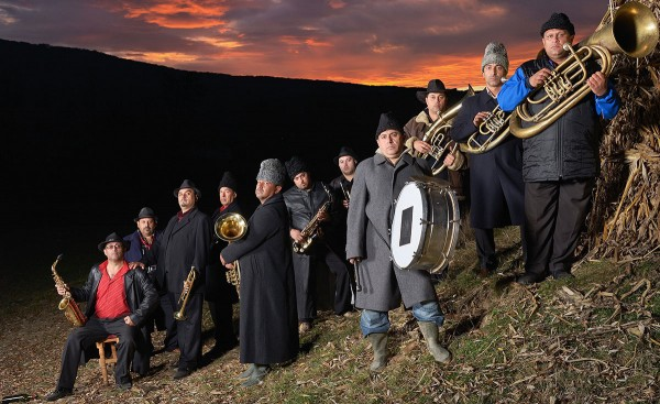 Fanfare Ciocarlia (2011)