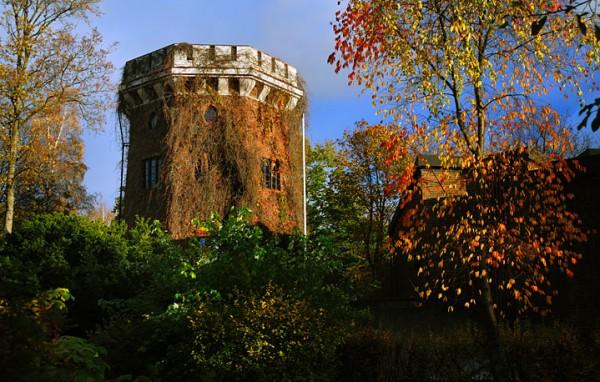 Turnul în care locuiește Ville Valo