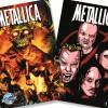 Membrii trupei Metallica sunt personajele unei cărți de benzi desenate