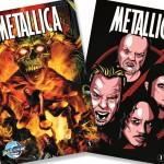 """""""Orbit: Metallica"""", un comic book ce spune povestea trupei"""