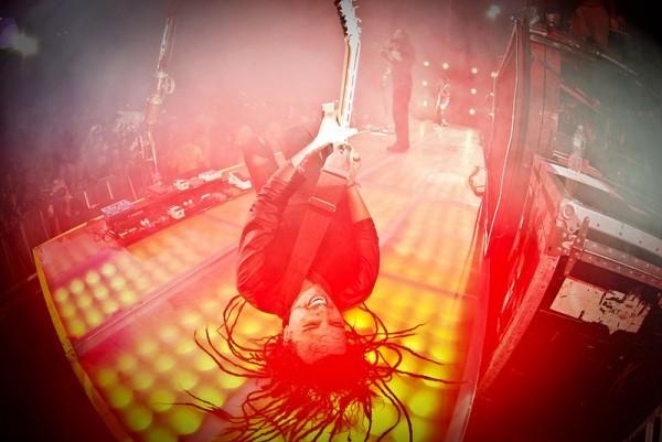 Munky (Korn), Live@2014
