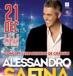 Afiș Alessandro Safina concert România 2015