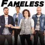 Afiș Fameless Concert în Hard Rock Cafe pe 1 octombrie 2015