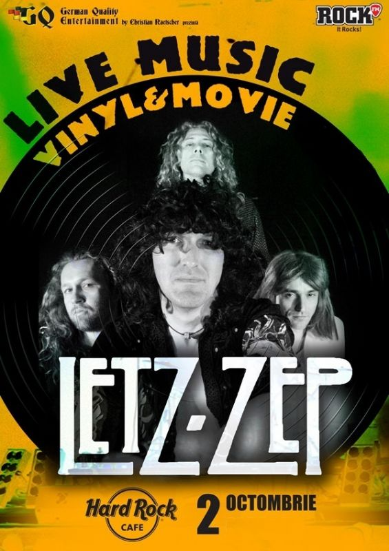 Letz Zep - Tribut Led Zeppelin