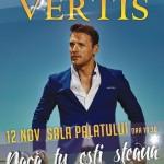 Afiș Nikos Vertis concert la Sala Palatului 2015