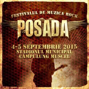 Afiş Festival Posada Rock 2015