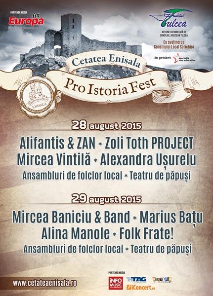 Pro Istoria Fest 2015
