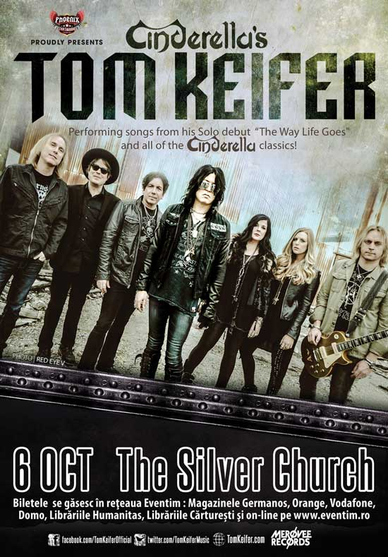 Tom Keifer Cinderella