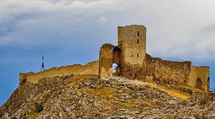 Cetatea Enisala din Enisala