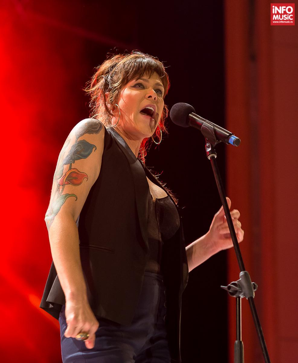 Concert Beth Hart la Sala Palatului din București pe 21 iulie 2