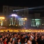 Publicul prezent la concertul Robbie Williams, 17 iulie 2015
