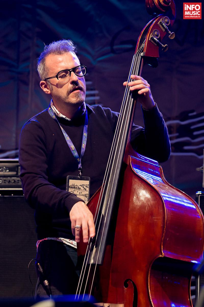 Enzo Favata Quartet la Garana Jazz Festival 2015