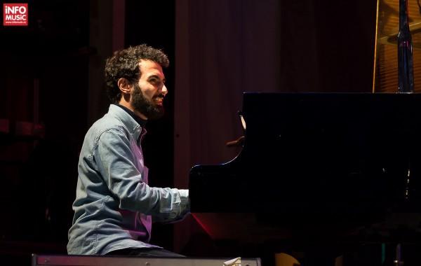 Tigran Hamasyan Trio la Gărâna Jazz Festival 2015