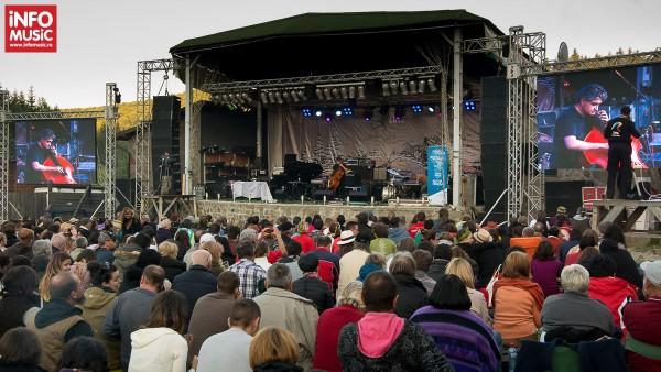 Publicul la Gărâna Jazz Festival 2015