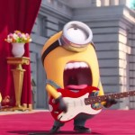 """Stuart Minion cântă """"Eruption"""" (Van Halen)"""