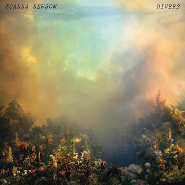 "Joanna Newsom - ""Divers"" (copertă album)"