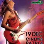 Afiș Ana Popovic Concert Cinema Patria 2015