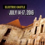 Afiș Electric Castle Festival 2016