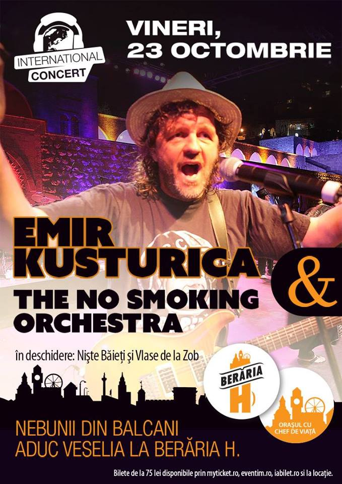Emil Kusturica & The No Smoking Orchestra