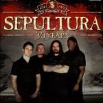 Afiș Sepultura Concert Arenele Romane 2015