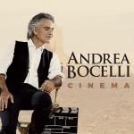 Andrea Bocelli - Cinema (copertă album)