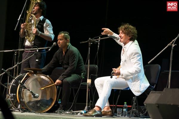 Festivalul Baro Foro cu Goran Bregovic la Arenele Romane 2015