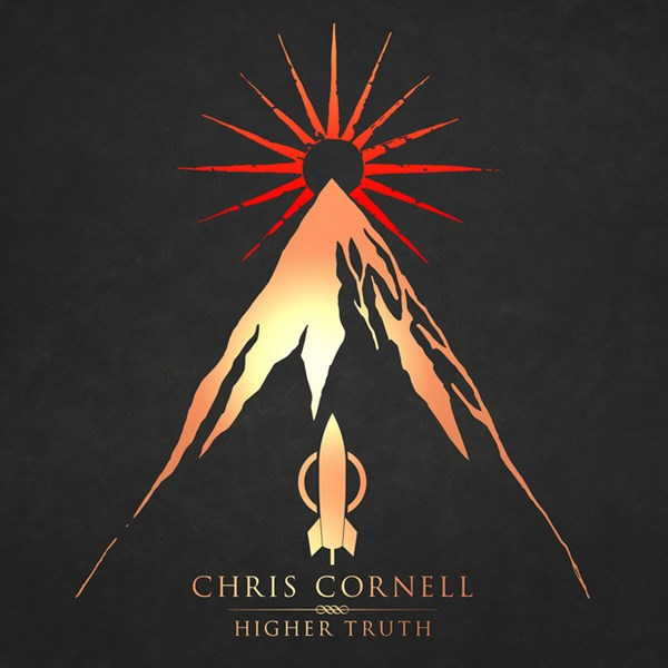 "Chris Cornell - ""Higher Truth"" (copertă album)"