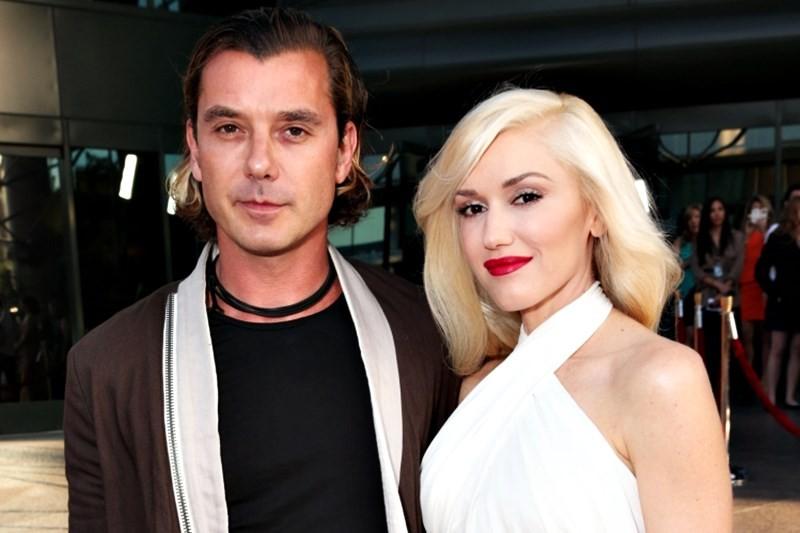 Gavin Rossdale și Gwen Stefani