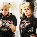 Lady Gaga în revista CR Fashion Book