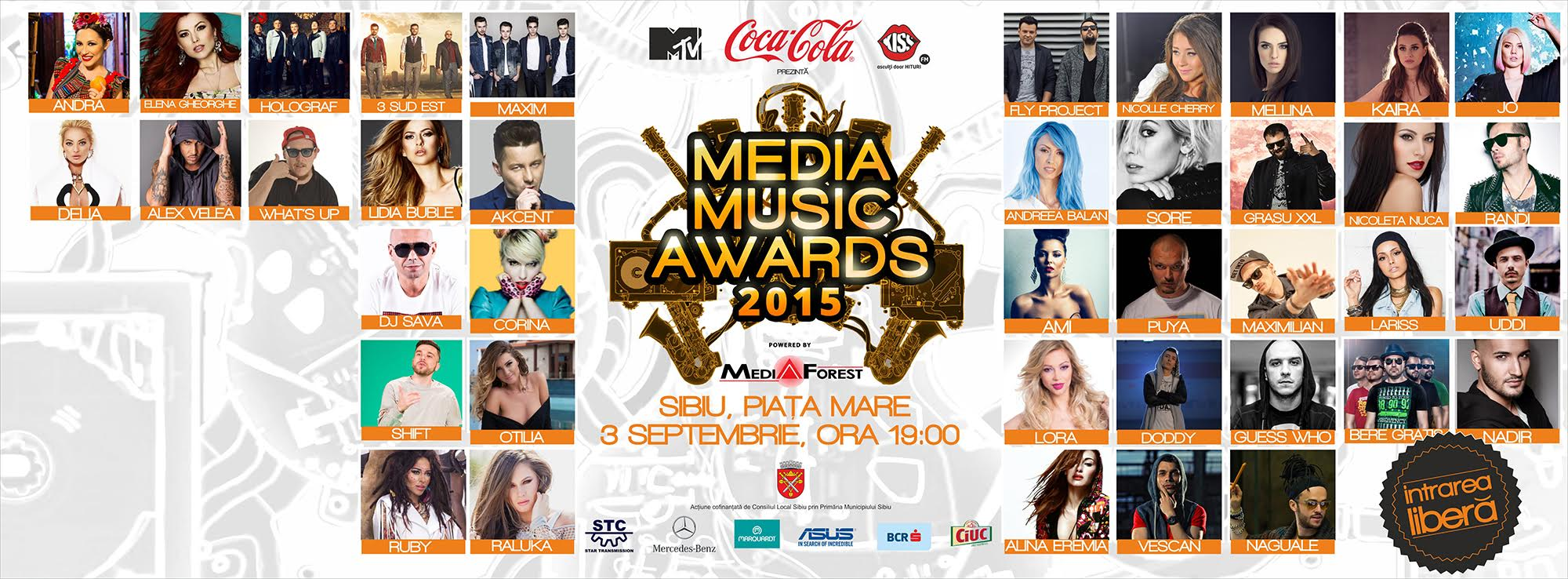 Media Music Awards 2015