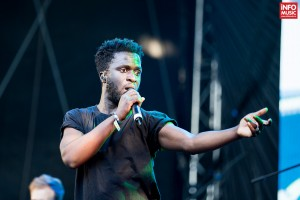 Kwabs în concert la Summer Well 2015