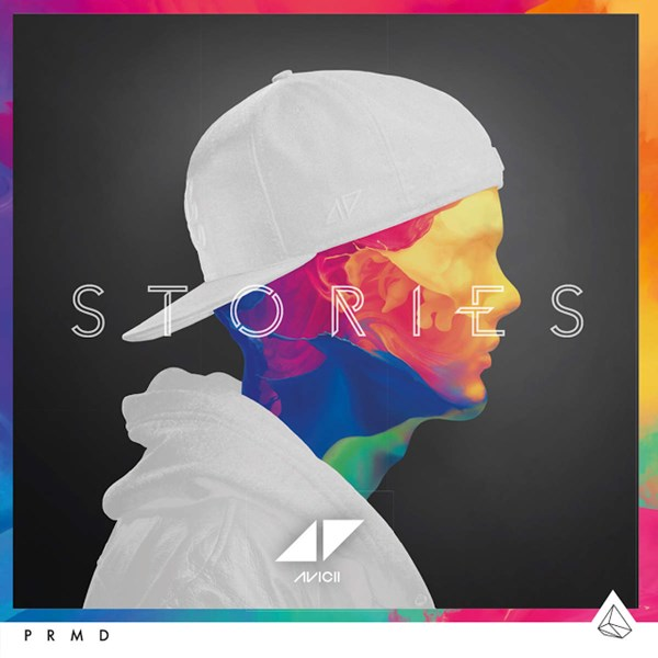 "Avicii - ""Stories"" (copertă album)"