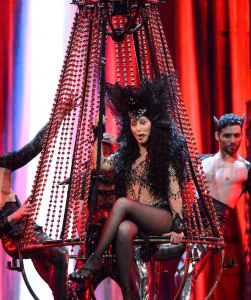 "Cher - ""Dressed To Kill"" Tour 2014"
