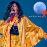 Rihanna la Rock In Rio 2015