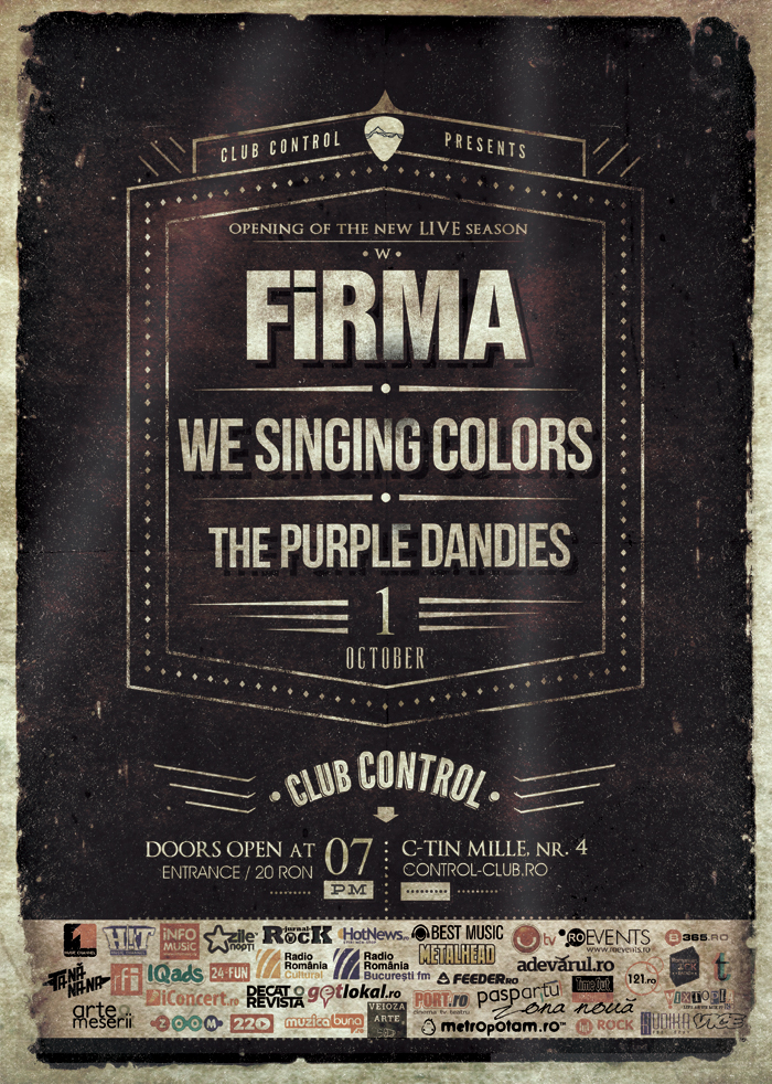 Firma | We Singing Colors