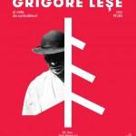 Afiș Grigore Leșe Concert de Crăciun la Sala Palatului 2015