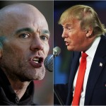 Michael Stipe (REM) / Donald Trump
