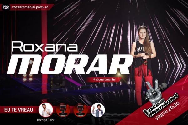 Roxana Morar, Vocea României 2015