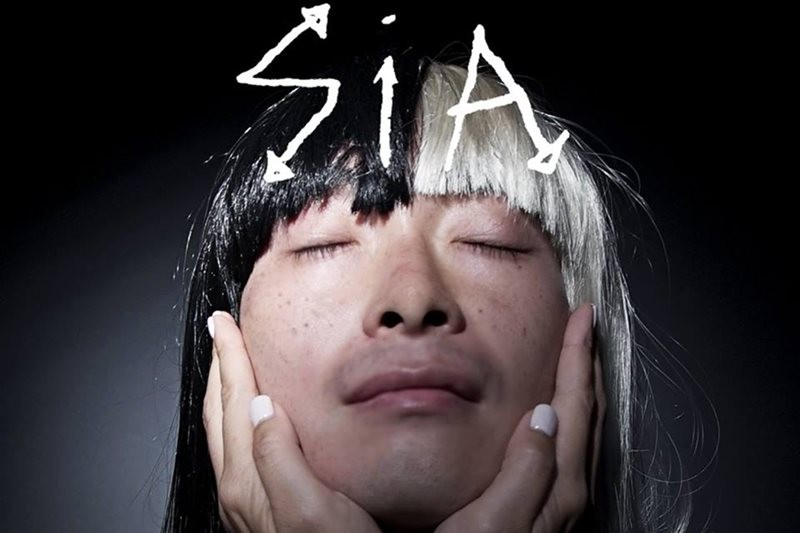Sia - Alive (single artwork)
