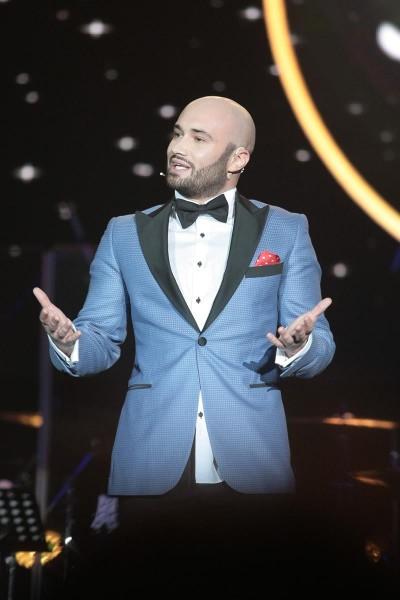 Mihai Bendeac la Gala Chapeau