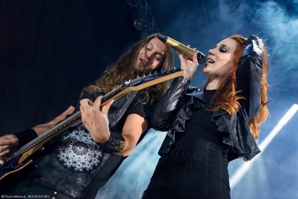 Epica în concert la București, 16 octombrie 2015